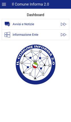 Il Comune Informa 2.0 - Preferenze