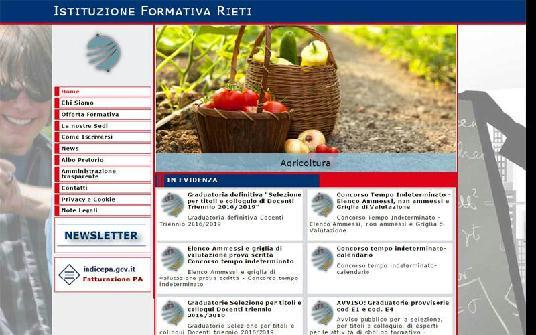 Istituzione Formativa della Provincia di Rieti