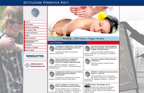 Online il sito www.ifrieti.it