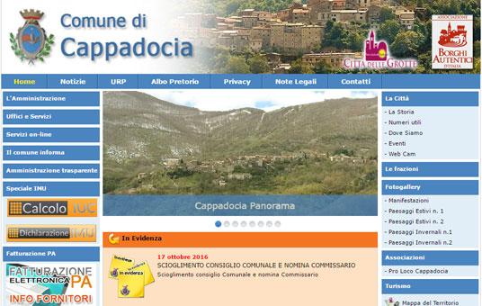 Comune di Cappadocia (AQ)
