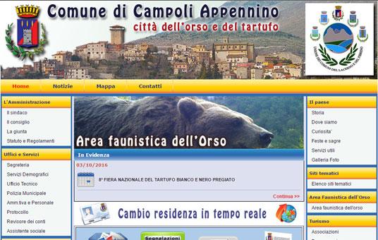 Comune di Campoli Appennino (FR)