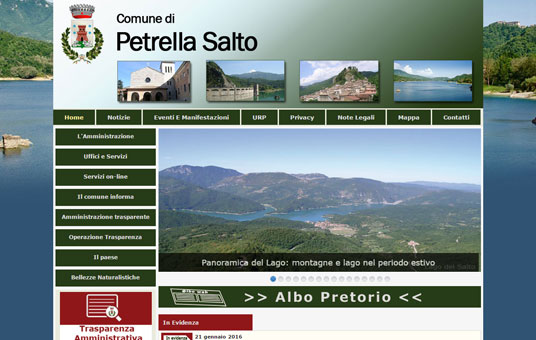 Comune di Petrella Salto (RI)