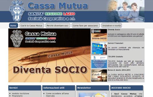Cassa Mutua Regione Lazio