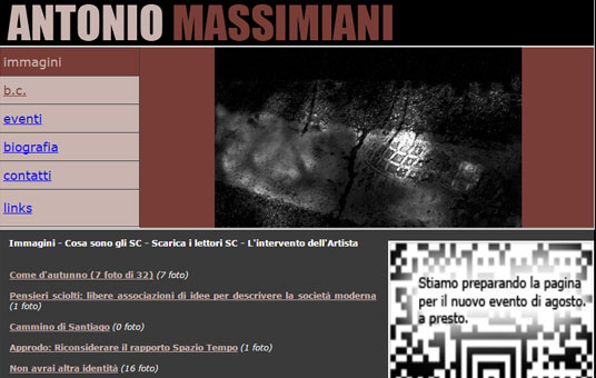 Antonio Massimiani - Fotografo