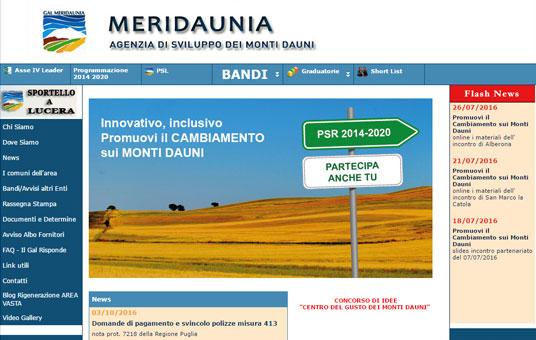 GAL Meridaunia (Puglia)