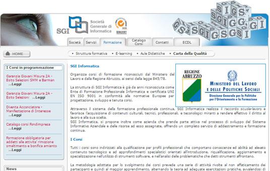 SGI Informatica s.a.s.