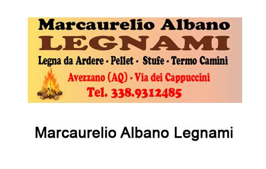 Marcaurelio Albano Legnami