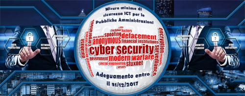 Adempimento: Misure Minime di Sicurezza ICT per le Pubbliche Amministrazioni