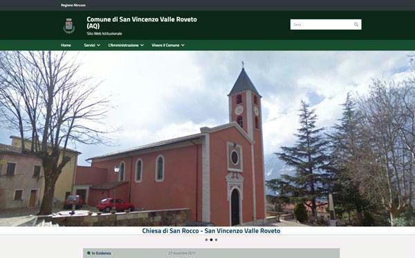 Comune di San Vincenzo Valle Roveto