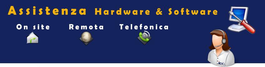 Asssitenza hardware e software